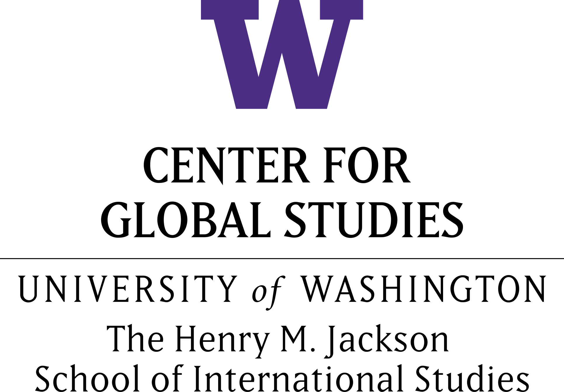University of Washington Center for Global Studies, Henry M. Jackson School of International Studies